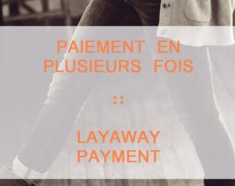Free LAYAWAY PAYMENT PLAN
