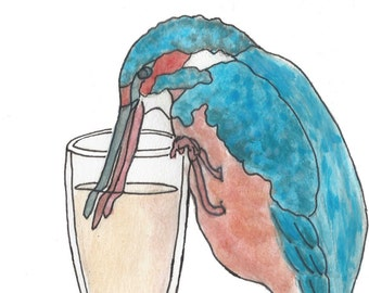 Kingfisher Drink-fisher