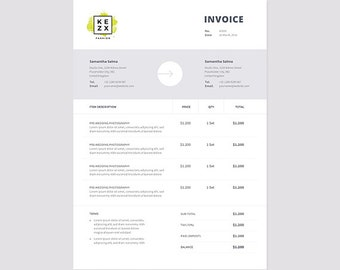 new zealand invoice template