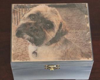Pet Keepsake Box! Personalized Animal Lovers Gift, Dog Box, Cat Box, Horse Box, Pet Memory Box, Memorialize Your Pet