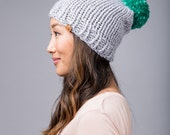 the Charlie Beanie with Pom Pom