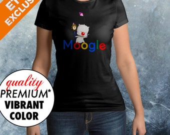 T-shirt Moogle (Final fantasy)