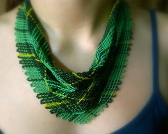 "Necklace ""Scarf"""