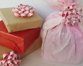 Diamond are Foreverrrrr - Pink Gift Bows