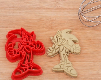 Sonic The Hedgehog Cookie Cutter sonic the hedgehog,sonic the hedgehog shirt,sonic the hedgehog birthday,sonic the hedgehog shoes,4613