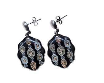 Earrings Art Deco ElittBijoux