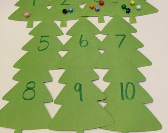 Tree Counting Game