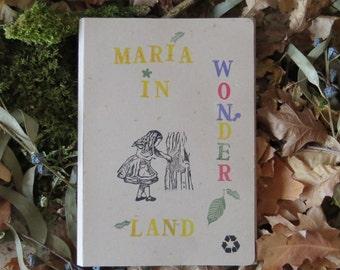 Custom-Alice-in-Wonderland-eco-folder-lovely-gitf-for-girls