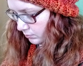 Oversized Slouchy Hat