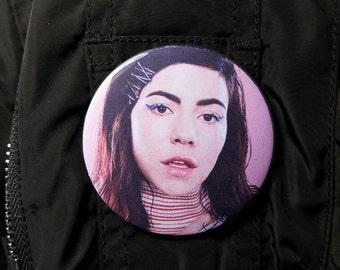 "Marina Froot Shoot 2.25"" Pinback Button"