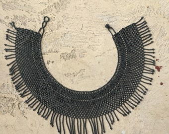 Beautiful Bead Collar Necklace