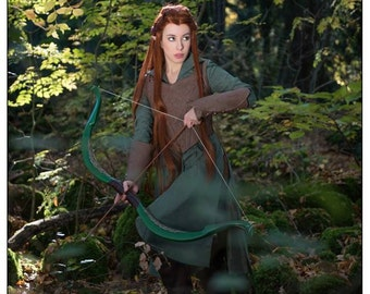 Tauriel Bow from The Hobbit-arc Tauriel from the Hobbit