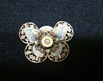 38 Special Butterfly Brooch