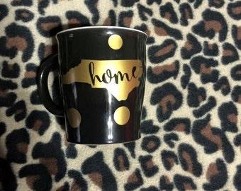 "Personalized North Carolina ""Home"" Coffee Mug"