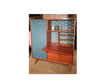 Secretary / wardrobe vintage