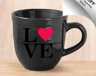 50% Off** Valentine's Day Love Mug Limited Time Offer Use Code NEWSHOP16