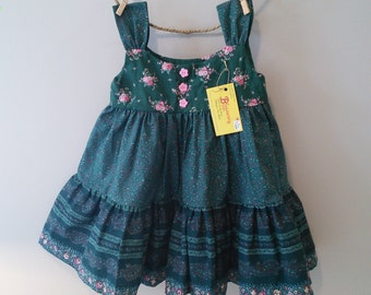 The Secret Garden Toddler Dress