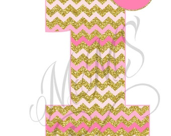 Instant Download Minnie Mouse Pink Birthday Gold Glitter Heart 1st 2nd Birthday Iron On Digital Art Graphic Party