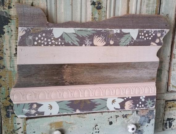 Items Similar To Rustic Reclaimed Wood Custom Oregon