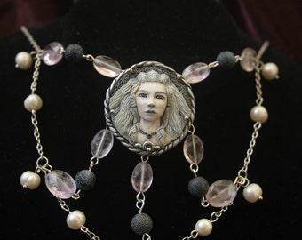 Queen of North Seas Necklace