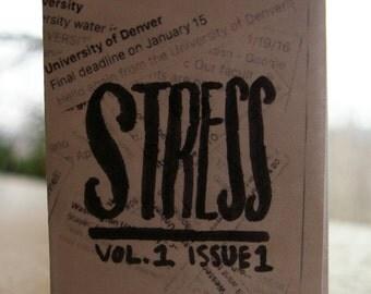 Mini-Zine #4 Stress