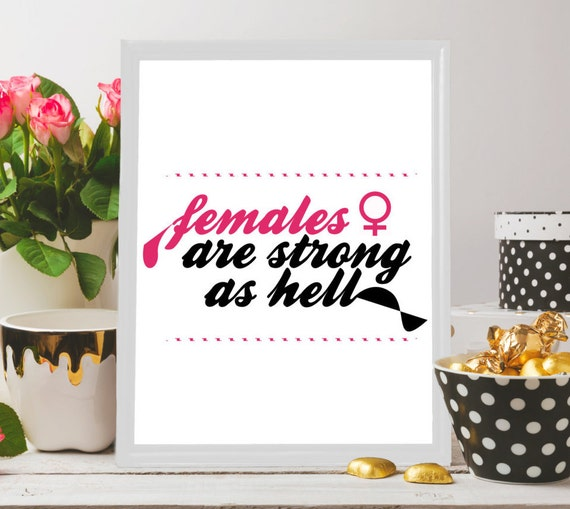 quote poster - instant download - printable art