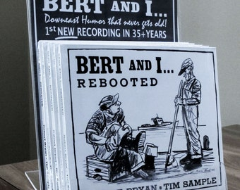 Bert and I...Rebooted CD