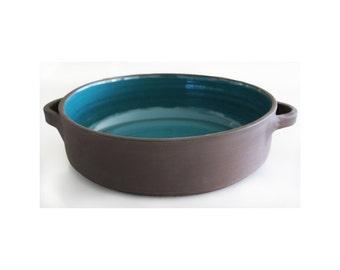 Ceramic Unlidded Casserole
