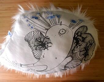 Creature Pillow A