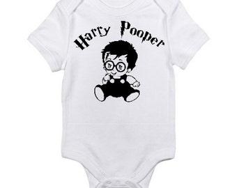 Baby Onesie / Harry Potter Onesie / Harry Potter Inspired Baby Bodysuit Harry Potter Nursery / Harry Potter Baby Shower Gift / Newborn Baby