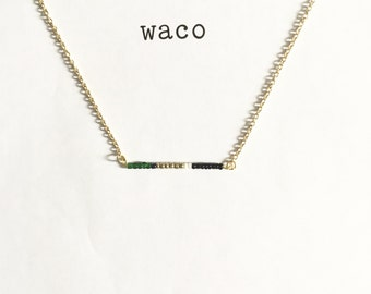Waco Necklace