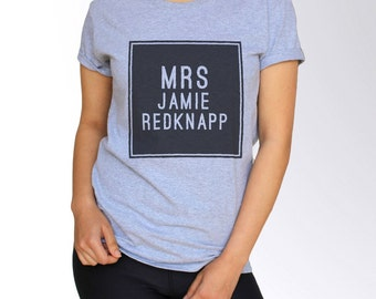 Jamie Redknapp T Shirt - Gray - S M L