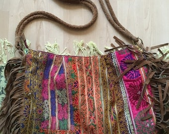 Gypsy Traveller Overnight bag