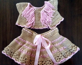 Adorable & Original Little girls outfit