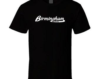Birmingham Alabama Vintage Retro Logo T-shirt