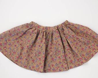 Agota Skirt   Brown