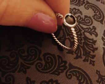 FreshSpring Ebony Ring