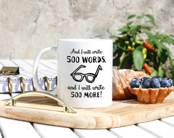 Funny Journalist Mug - Journalism Gifts - Writer Gifts - Copywriter Mug- Author Gifts- Gifts For Journalist- Literary Gifts- Freelance Gifts