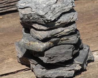 Lump of Coal, Real Coal, Coal Slate