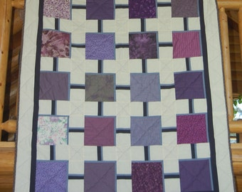 It's cool to be square quilt