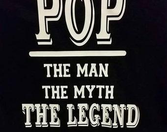 The Man The Myth The Legend Shirt