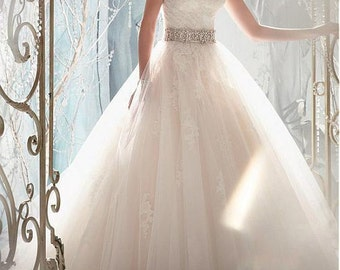 Dear Darling Sweetheart Wedding Dress