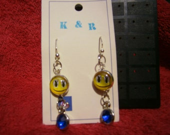 emoji with blue jewel