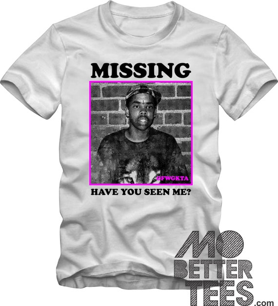 Earl Sweatshirt Have you seen me T-SHIRT Golf Wang, Odd Future, Frank Ocean, Tyler The Creator graphic tee (REMAKE)