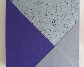 SuperSonic instant decor tile – soundproof, self-adhesive, peel and stick, noise reduction, insulation, geometric, eco