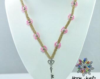 Handmade Hemp Necklace