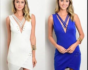 Akron Dress