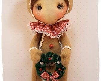Pepita ginger biscuit