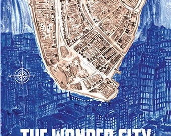 The Wonder City Issue 2: The Tovernboak
