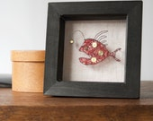 Small Wire Angler Fish Picture